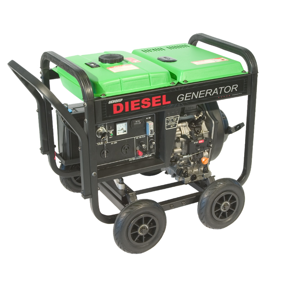 Diesel Generator 5500W Electric Start